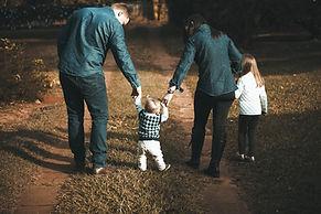 Fine familie rom