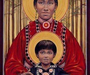 A criança divina e a desonra de um inocente