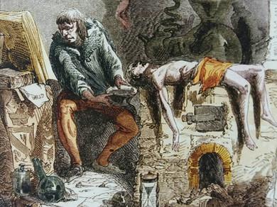 A disenteria do rei: devemos guardar nossas crianças!