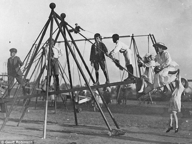 O Corpo o Risco e o Brincar