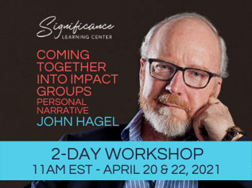 4/20 & 22/2021, 11AM EST: Coming Together Into Impact Groups