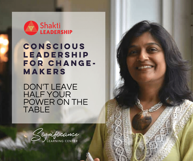 Nilima Bhat-Conscious Leadership For Cha