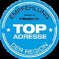 FirmenTV-Auszeichnung Logo