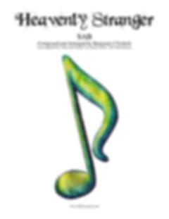 SDG Creative - Heavenly Stranger SAB score