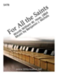 SDG Creative - For All the Saints SATB