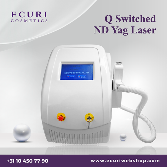 Q SWITCHED ND YAG LASER