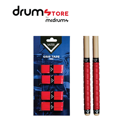 Vater Grip Tape Red