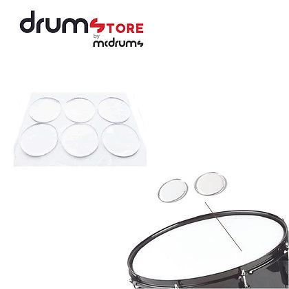 Tru Tuner Drum Dampener 6 pack