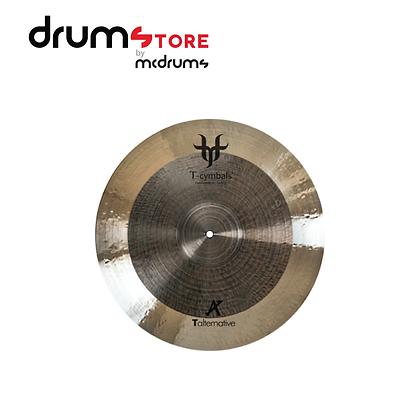 "T-Cymbals T-Alternative Ride 21"""