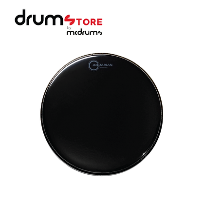 Aquarian Parche Tom Reflector Black 13""
