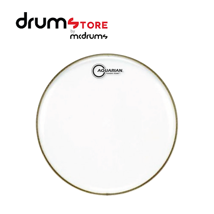 """Aquarian Classic Clear 15"""" Timbal"""