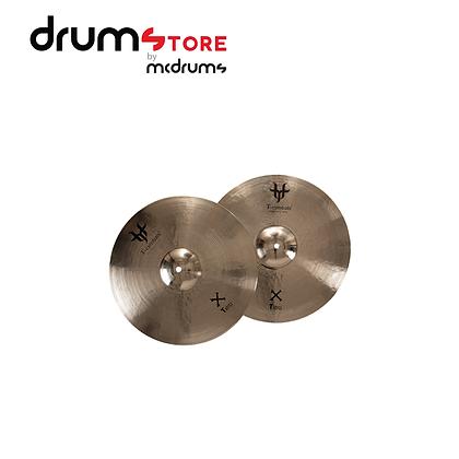 """T-Cymbals T-xtra Hi-Hat 14"""""""