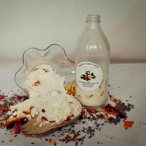 Pear-Berry bath salts