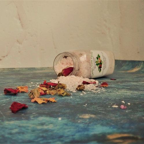 Rose Lavender Bath Salts