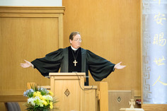 Rev. Donald P. Hammond