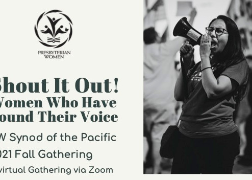 Presbytery Women Synod of Pacific Meet Oct 23