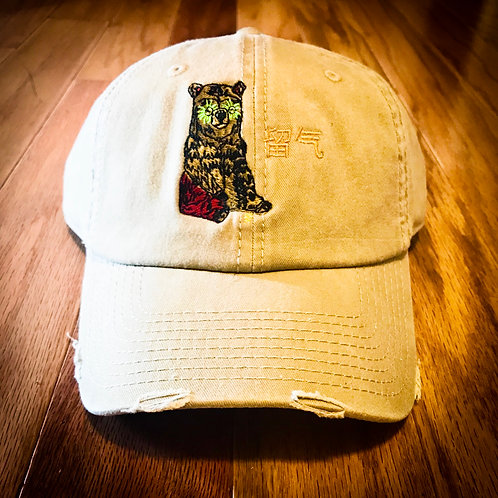 Khaki/TiieChiie Polo Cap