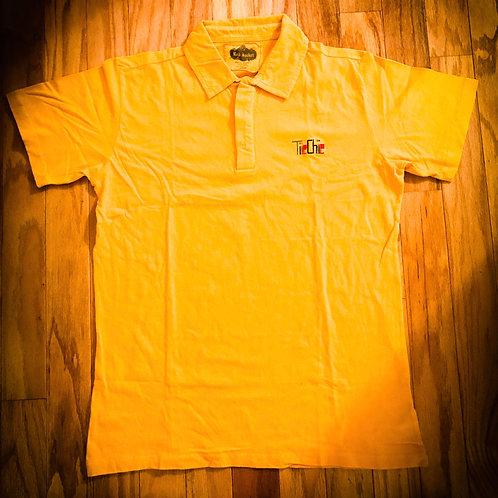 Yellow/TiieChiie Polo