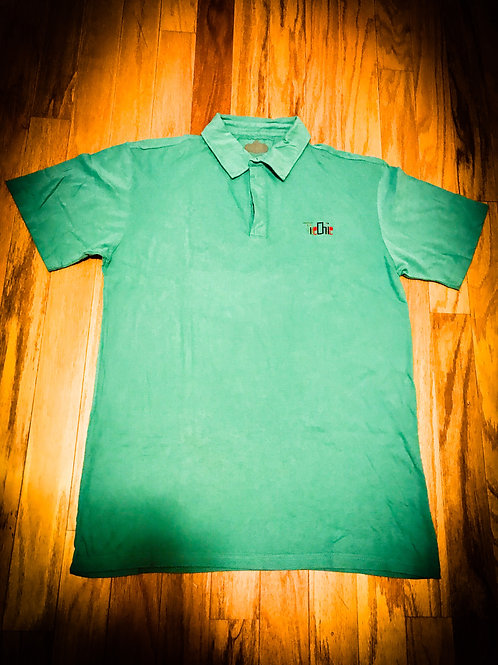 Green/TiieChiie Polo