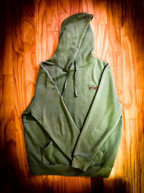 Green/TiieChiie Hoodie