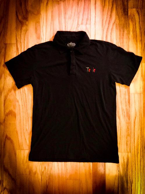 Black/ TiieChiie Polo