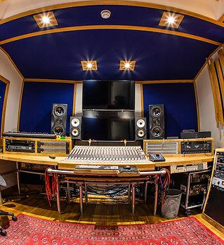 Recording Studio A -