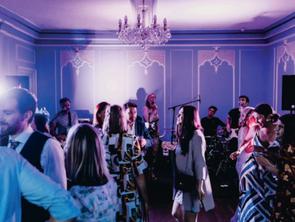 Sasha & Vaughan's Wedding: Country Wedding Magazine Review
