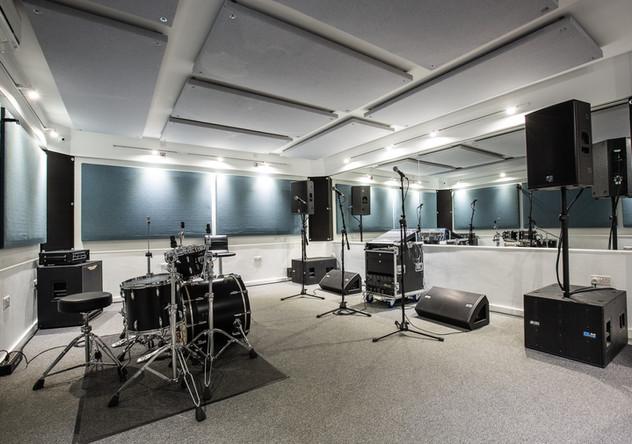 The Hive Rooms - STUDIO THREE