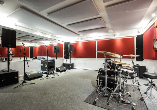The Hive Rooms - STUDIO TWO
