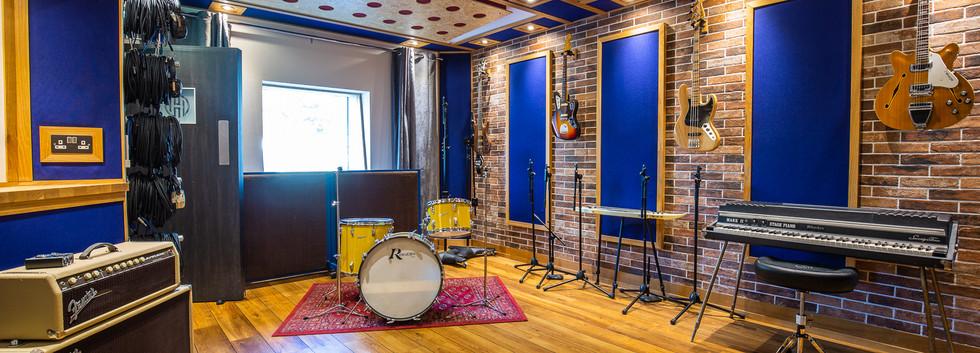 The Hive Rooms - RECORDING STUDIO A