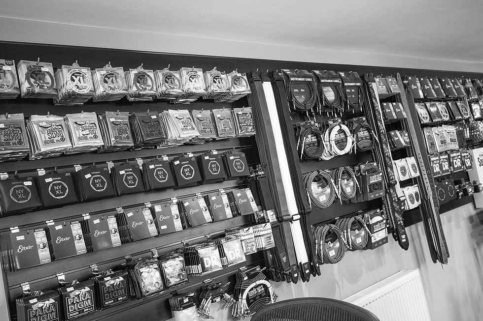 The Hive Rooms Music Shop - Horley Surre