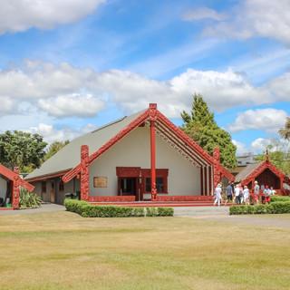 Maori main house