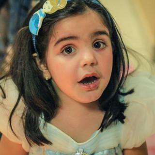 Marina 4 anos