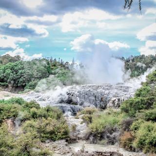 Geiser Rotorua