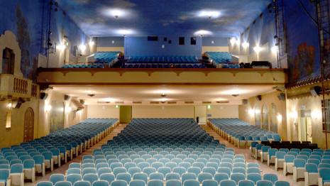 Bama Theatre Interior