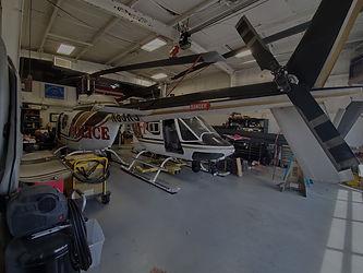 Tuscaloosa National Airport - TPD Hangar