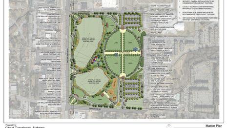 Full Park Master Plan