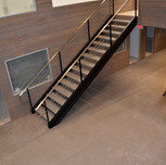 Railing & Stair Structure