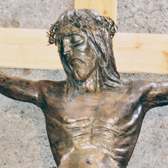 Detail- Bronze sculpture