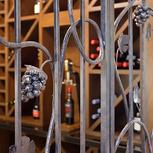 Wine- Bar Door detail