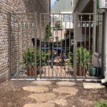 Fence and Walk Gate