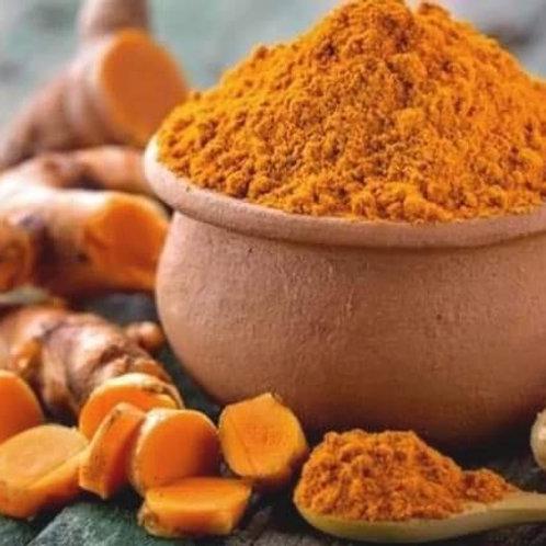 Orange Longa Turmeric