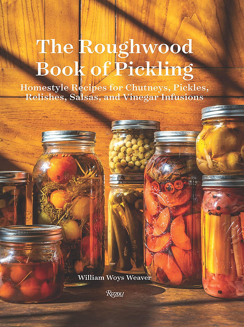 Roughwood Book of Pickling SIGNED