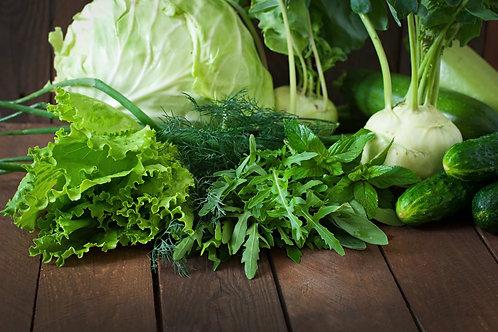 Edible Greens Collection