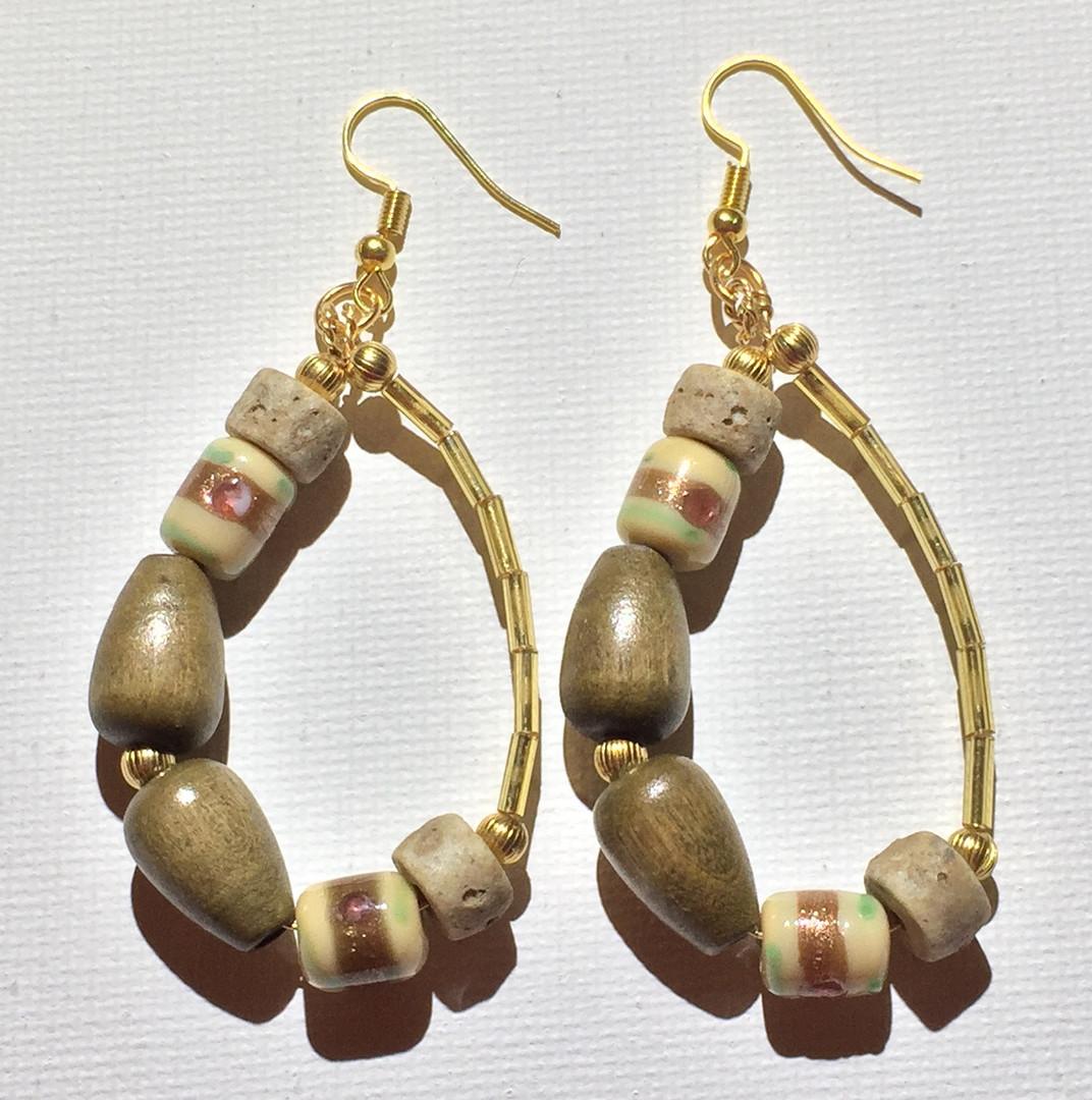 Morounfolu Earrings $23
