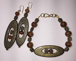 Akpofure Ankle Bracelet Set $25