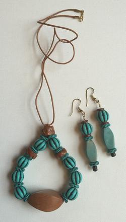 Ngozi Necklace Set $25