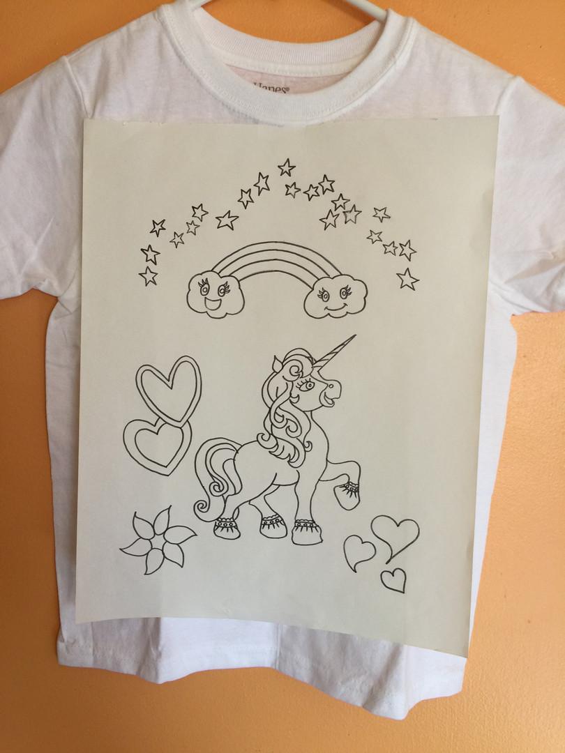 1- Unicorn and Stars