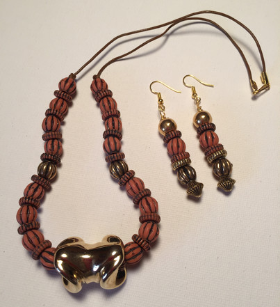 Ifeanyi Necklace Set $25