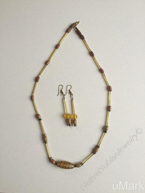 """Emeh- 24"""" Necklace Set"""